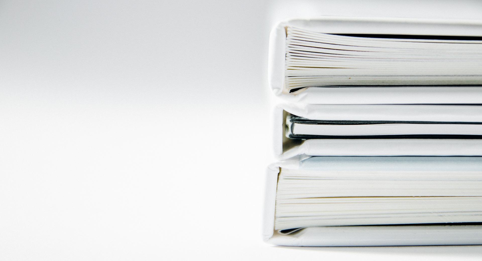 Unterlagen für eine Baufinanzierung
