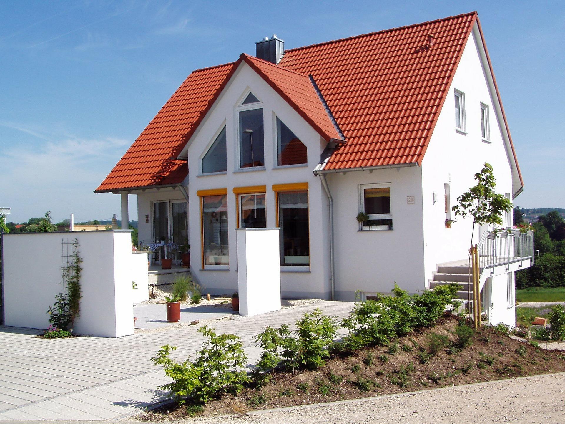 Der Neubau bei Baufinanzierungen