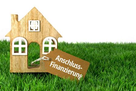 Hypothekendarlehen und Anschlussfinanzierung