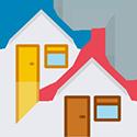 Ein- oder Zweifamilienhaus